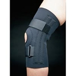 Neoprene Slip-on Knee Support with Spiral Stays Sm