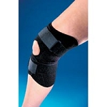Front Closure Wrap Around Knee Support LargeX-La