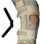 Double Pivot Knee Wrap Thermoskin Small (709 0085)
