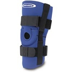 Knee Sports Brace Black Medium (709 0128)