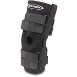 Extreme Knee Hinged Support Black Large (709 0136