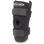 Knee With Patella Support Large Black (710 0016)