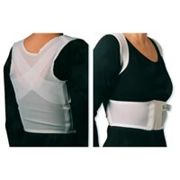 Ventilated Dorsal Vest Large (712 0003)