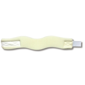 Serpentine Cervical Collar Natural MediumFirm Sma