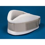 "Cervical Collar With Vinyl Strap 3.5"" (715 0031)"
