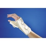 Spica Wrist & Thumb Splint Medium Right Beige (717