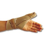 Thumb Spica with Mldbl Insert Thermoskin Medium L