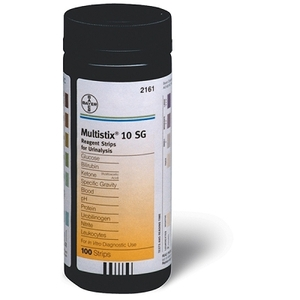 Multistix 10 Sg Reagent Strips For Urinalysis (745