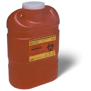 Sharps Needle Disposal System 3.3 Qt (764 0012)