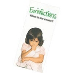 Ear Infections Pamphlet Package Of 50 (795 0034)