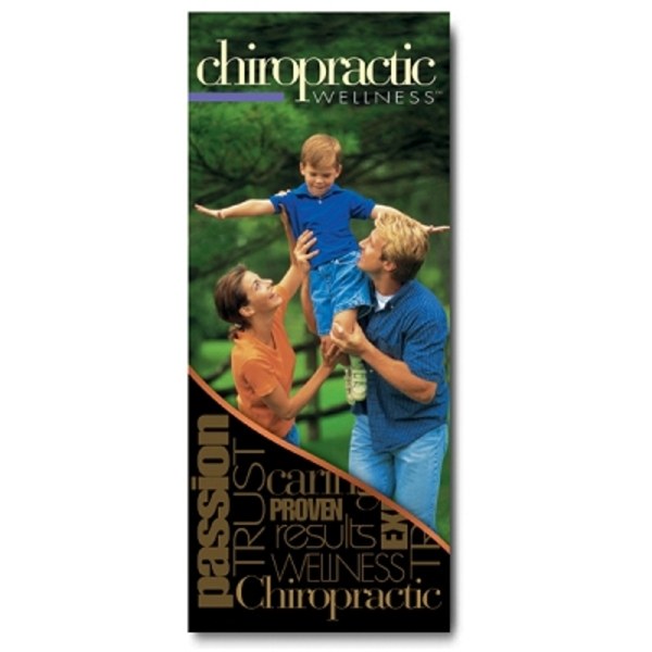 Chiropractic Wellness Brochure 25Package (795 00