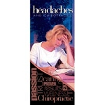 Headaches Brochure 25Package (795 0041)