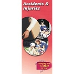 Accidents & Injuries Brochure 25Package (795 006