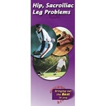 Hip Sacroiliac & Leg Problems Brochure 25Packag