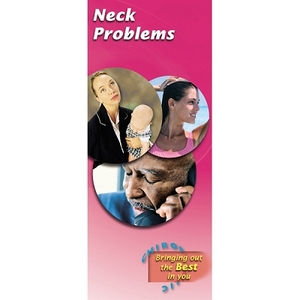 Neck Problems Brochure 25Package (795 0079)