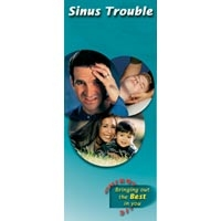 Sinus Trouble Brochure 25Package (795 0110)