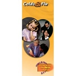 Colds & Flu Brochure 25Package (795 0116)