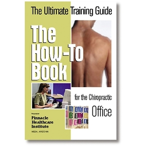 How-to Book Training Guide For Chiro Office (807