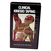 Clinical Kinesio Taping Applications DVD (808 0057