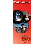 Work Injuries Brochure 25Package (809 0006)