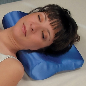 Core AB Contour Pillow Satin Burgundy (830 0071)