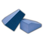 Core Adult Pelvic Blocks Blue Pair (832 0091)