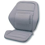 Sacro-ease Deluxe 2000 Back Rest Gray (833 0125)
