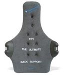 Therapeutica Back Support Short Back (833 0167)