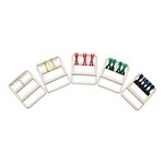 Cando Color Coded Rubber Band Hand Exerciser (845