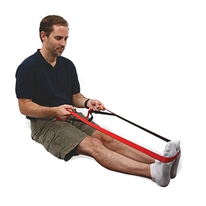 Cando Dynamic Stretching Exercise Strap (845 0130)