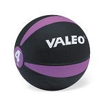 Valeo Medicine Ball 4 Lbs. Purple (847 0030)