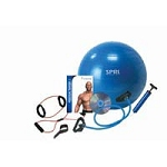 Fitness Ball with Victor Fitness Program For Men (