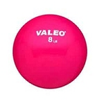 Valeo Weighted Fitness Ball 8 Pound Red (849 0049)