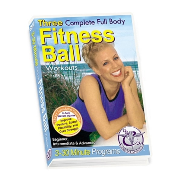 Dr C's Full Body Fitness Ball Workout DVD-no Ball