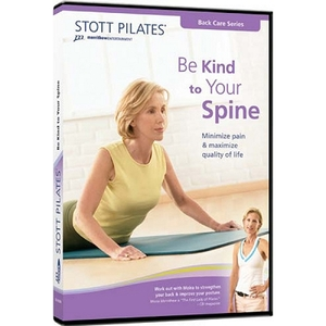 Be Kind To Your Spine DVD (854 0014)