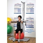 Thera-Band Rehab & Wellness Station (858 0010)