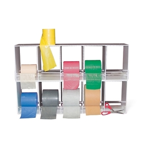 Cando Exercise Band Rack Holds 5 Rolls (859 0001)