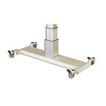 Table Base With 4 Locking Casters (897 0282)
