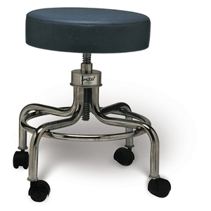 Galaxy Adjustable Exam Stool Grey (898 0079)