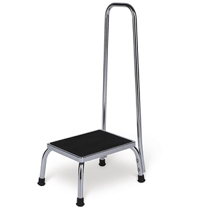 Galaxy Step Stool With Handrail (898 0105)
