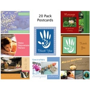 Postcards - 20 Pack (573 0093)