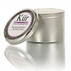 Kur 100% Soy Aromatherapy Candles 4 oz Tin (253 0011)