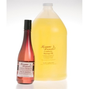 Cranberry Massage Oil by Keyano Aromatics (224 0181)
