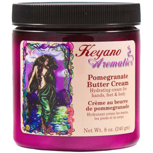 Keyano Pomegranate Butter Cream 8 oz. (225 0173)