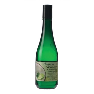 Keyano Coconut Lime Massage Oil (224 0208)