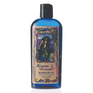 Keyano Unscented Massage Oil (224 0207)