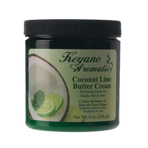 Keyano Coconut Lime Butter Cream (225 0180)