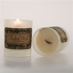 Timberwick Fireplace Crackle Soy Candles / 7 oz. / Amber And Cedar (253 0053 19)