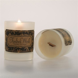 Timberwick Fireplace Crackle Soy Candles / 7 oz. (253 0053)
