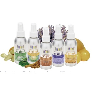 Aura Cacia Aromatherapy Mists / Ginger-Mint / 4 Oz. (255 0029)